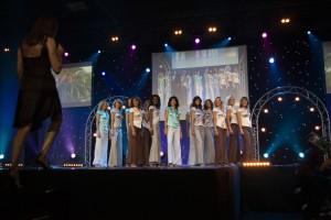 Miss Suisse Romande 2007 - Le Défilé Habillé