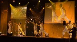 Miss Suisse Romande 2007 - Le Show des danseurs