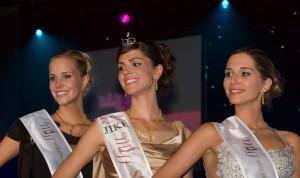 Miss Suisse Romande 2007 et ses Dauphines