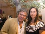 Emanuele de Reggi and Beatrice Palme (Actrice)